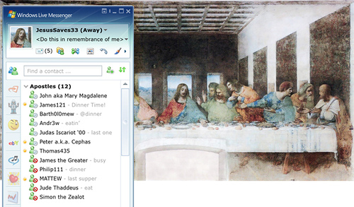Art for Geeks: Last Supper