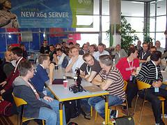 Nerdalarm, aber das ist ja normal bei Barcamps